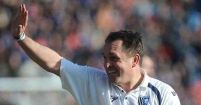 Martin Allen: His Gills have had a poor start