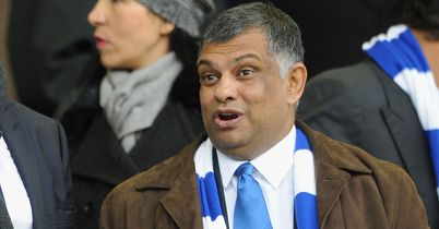 Tony Fernandes: Has splashed the cash, to no avail, at Loftus Road