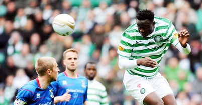 Victor Wanyama: Signed for a club record £12.5million