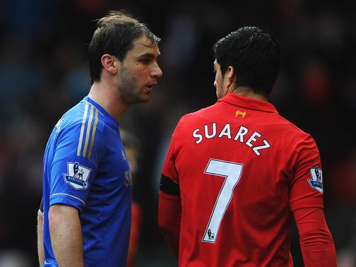 Branislav Ivanovic: Has accepted Suarez's apology