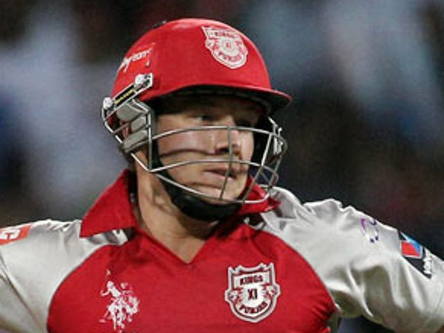 David Miller: Match-winning 80 not out for Kings XI