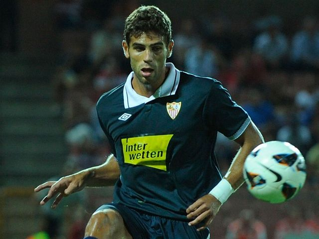 Federico Fazio was on the scoresheet for Sevilla