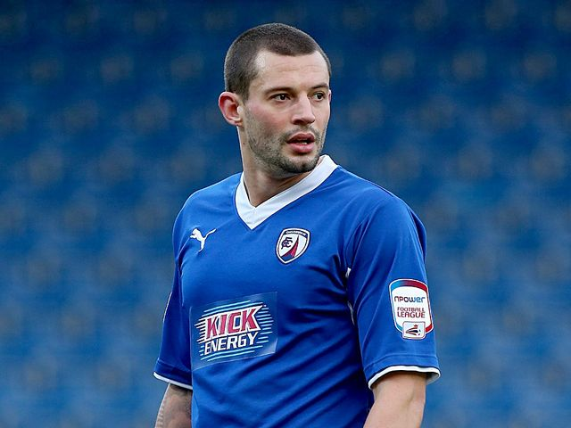 Marc Richards: Bagged a brace