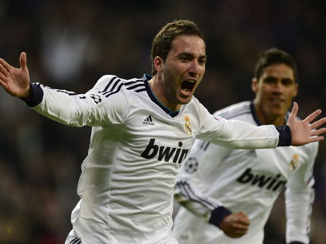 Gonzalo Higuain: Gunners to launch £22m bid