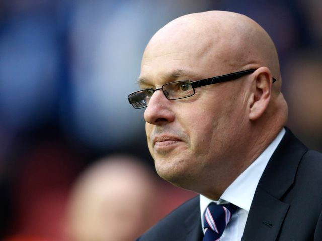 Brian McDermott: Watched his new side win 2-1