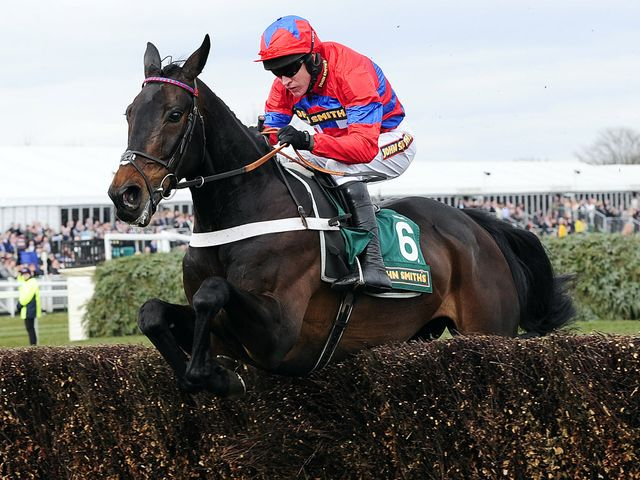 Sprinter Sacre: The undoubted star of the show