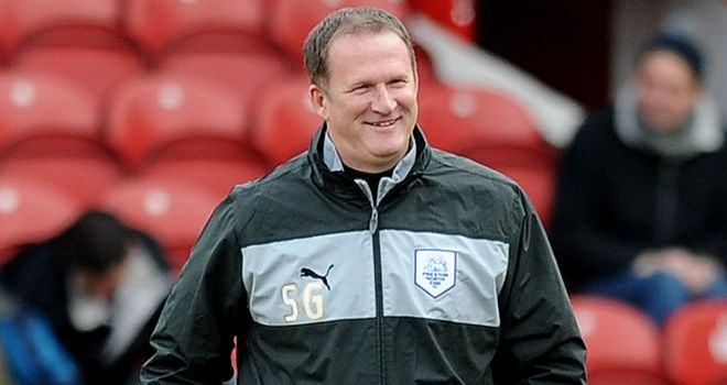 Simon Grayson: Delighted with his side