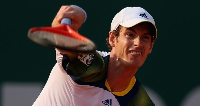 Andy Murray: Set for Stanislas Wawrinka clash