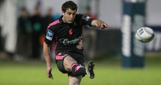 Jerome Porical: Kicked the winner for Stade Francais