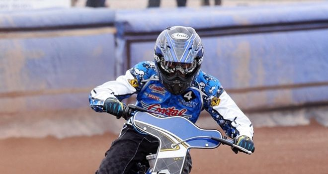 Robert Miskowiak: Has signed for Wolves (PIC CREDIT poolepspeedway.co and Dave Fairbrother)