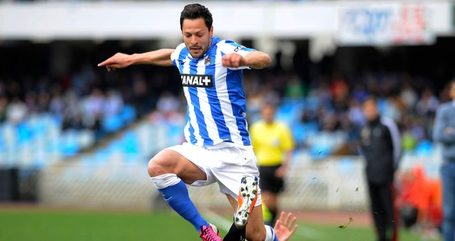 Real Sociedad won 2-1