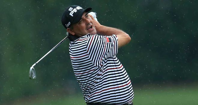 Angel Cabrera: Finished with a flourish