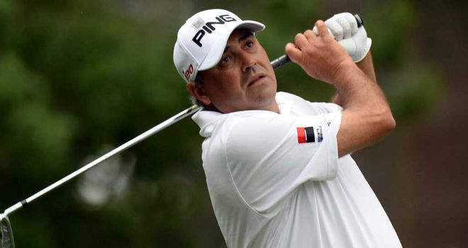Angel Cabrera: Narrowly missed chances to clinch second Masters