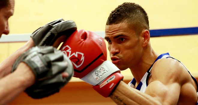 Anthony Ogogo: Eager to get his pro career underway.