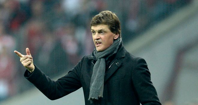 Tito Vilanova: His Barcelona side are set to clinch the title