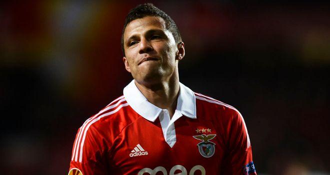 Rodrigo Lima: Benfica striker on target against PAOK Salonika