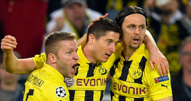 Savour this Dortmund side now because Robert Lewandowski and co won't be together forever