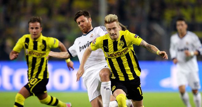 Marco Reus: Hopes players stay at Dortmund