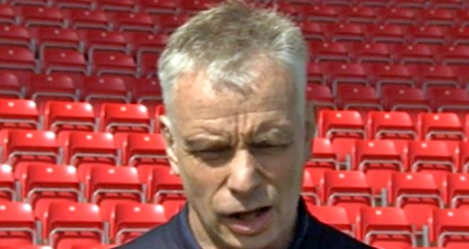 Brian Noble: Hard work ahead for Salford after rout at Warrington