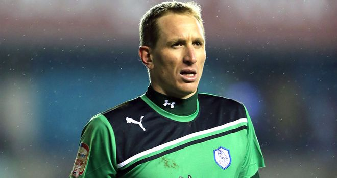 Chris Kirkland: Had very little to do