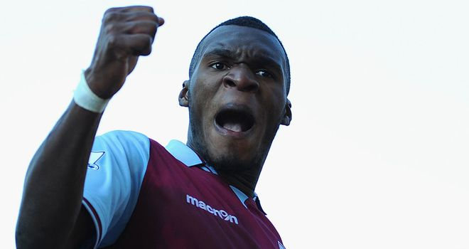 Christian Benteke: Enjoyed a fine debut season in the Premier League last term
