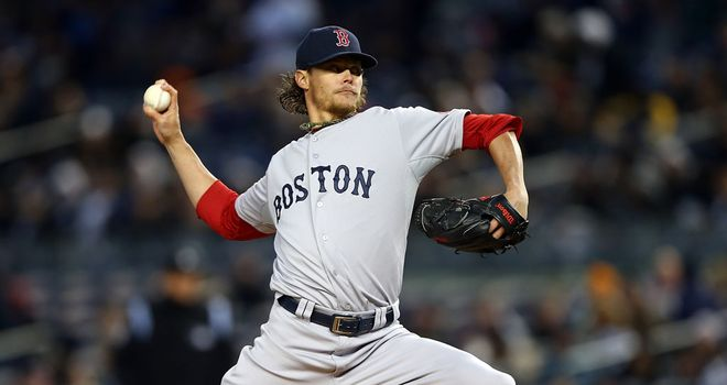 Clay Buchholz: allowed only one run in seven innings in Boston's victory over the New York Yankees