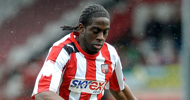 Clayton Donaldson: Match-winning strike