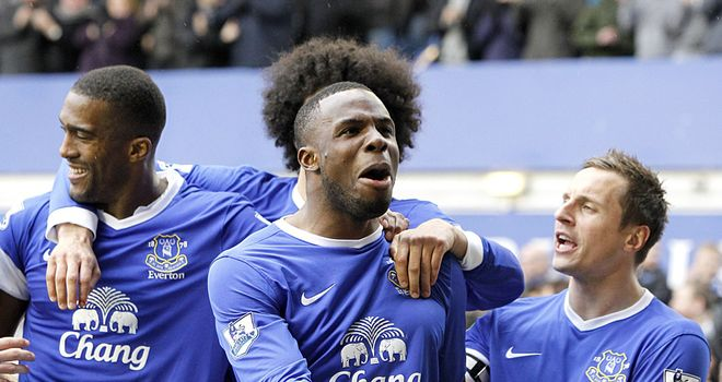 Victor Anichebe: Everton sell striker to West Brom
