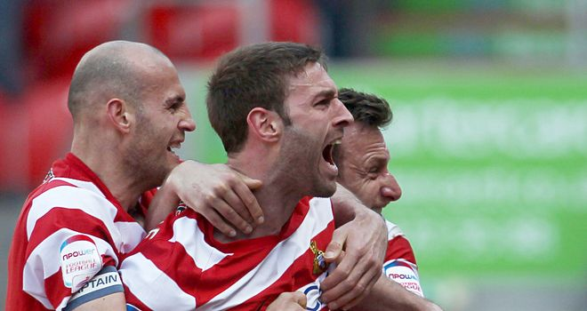 Jamie McCombe: Match-winning header