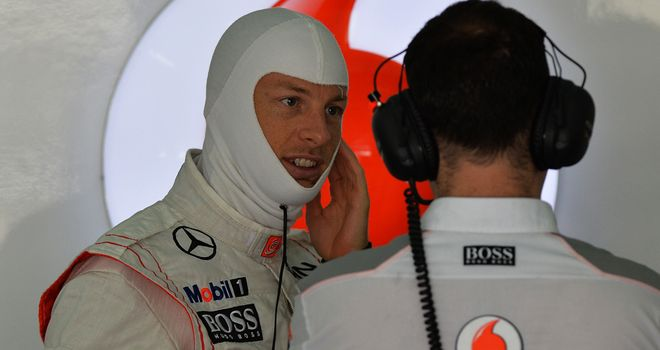 Jenson Button: Would take a safe Q3 progression this weekend