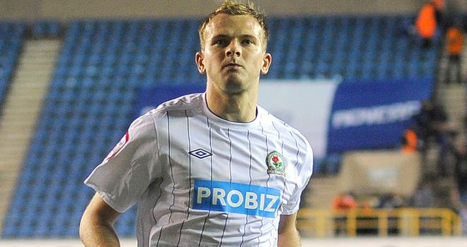 Jordan Rhodes: On the mark once again