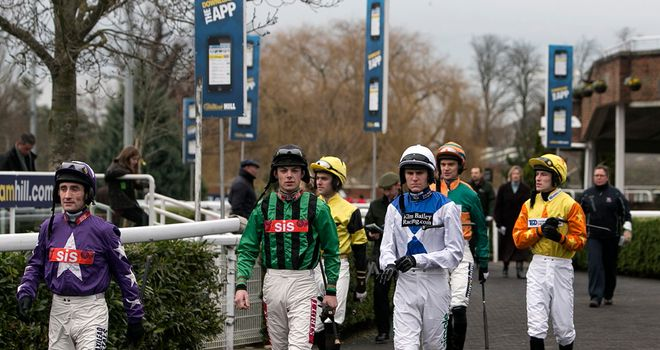 Kempton seemingly set fair