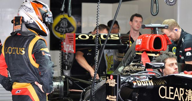 Kimi Raikkonen: Has been a success at Lotus