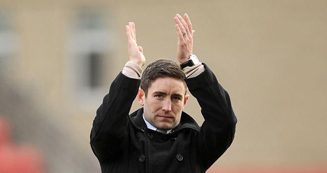 Lee Johnson: Victorious over Dad Gary