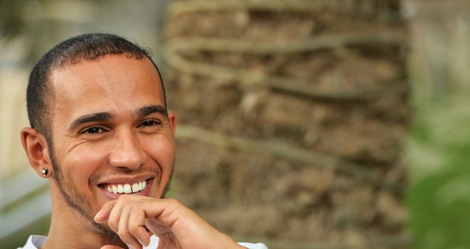Lewis Hamilton: Feels he now has more freedom