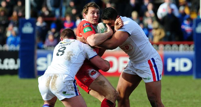 Martin Gleeson: New deal for Salford veteran