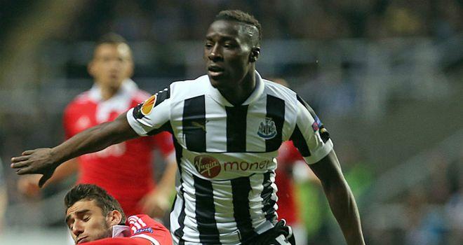 Massadio Haidara: Back playing after avoiding serious injury
