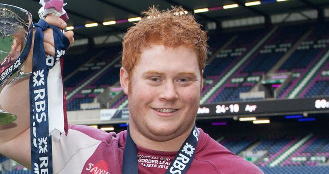 Ewan McQuillin: Handed a chance with Edinburgh
