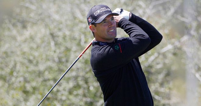 Padraig Harrington: Irishman one off the lead after first round of Texas Open