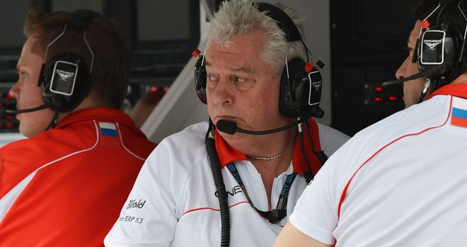Pat Symonds: Financial concerns
