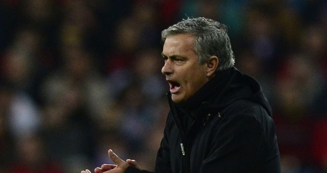 Jose Mourinho: Hoping to guide his Real Madrid side to the final