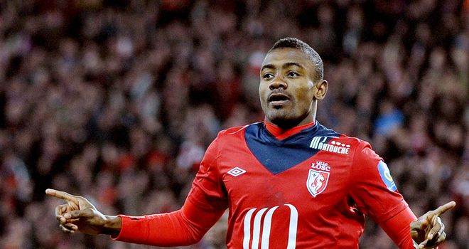 Kalou: Two goals for Lille