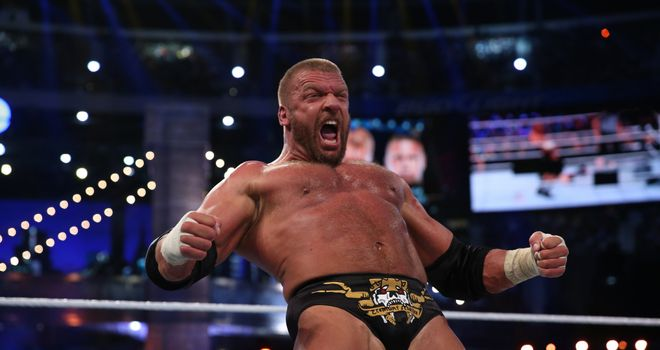 Triple H: the Game has emerged victorious from the Chamber a record four times