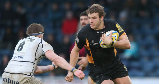 Joe Launchbury: Looking for consistency