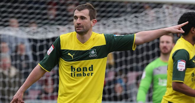 Paul Wotton: Back from injury