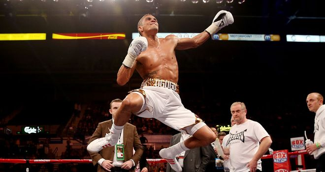 Anthony Ogogo: An impressive debut in Sheffield
