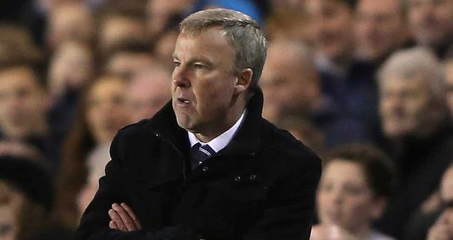 Kenny Jackett: Ready for his biggest managerial challenge yet