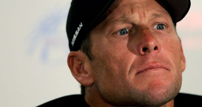 Lance Armstrong: Admitted to doping earlier this year