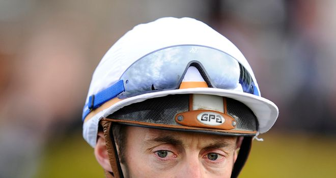 Olivier Peslier: Set to ride Very Nice Name