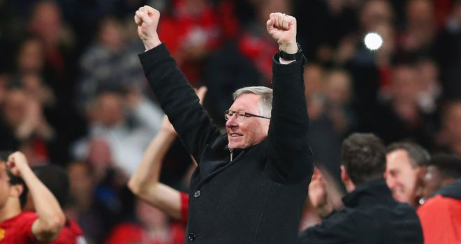 """Sir Alex Ferguson: Leaving United """"in the strongest possible shape"""""""